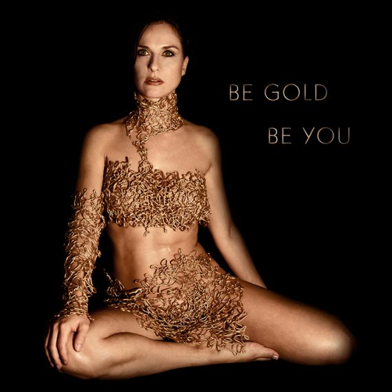 BE GOLD BE YOU